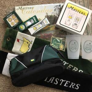 Masters souvenirs